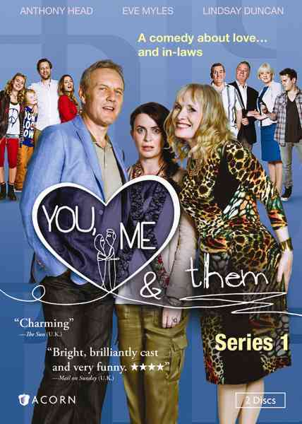 YOU ME AND THEM SERIES 1 BY HEAD,ANTHONY (DVD)