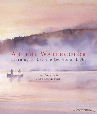 Artful Watercolor By Bonamarte, Lou/ Janik, Carolyn