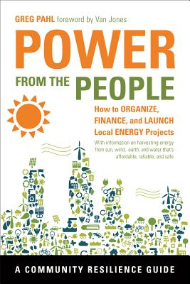 Power from the People By Pahl, Greg/ Jones, Van (FRW)